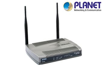 FRT-405N 802 11n Wireless Internet Fiber Router (mini-GBIC